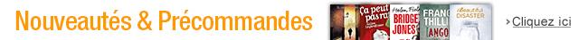 Ebooks Kindle : Nouveautés et Précommandes