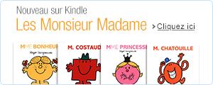 Nouveau sur Kindle : les Monsieur Madame
