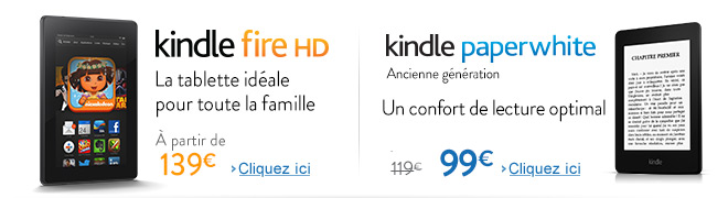 Kindle Paperwhite: 20� de r�duction