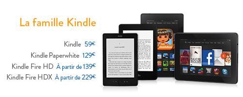 La famille Kindle