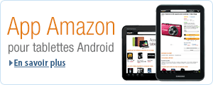 Applications Amazon pour votre tablette Android