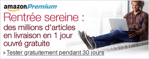 La rentr�e universitaire avec Amazon Premium