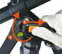 Instant swivel Stop-n-Lock