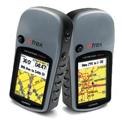 Garmin eTrex Legend HCx GPS portable Europe Ecran TFT 256 couleurs