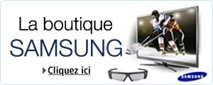 Samsung: Aide au choix