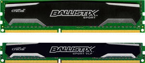 Ballistix Sport and Ballistix Sport Very Low Profile