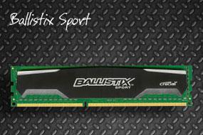 Ballistix Sport Series