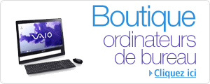 Ordinateurs de bureau