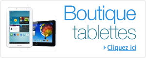 Boutique tablette PC