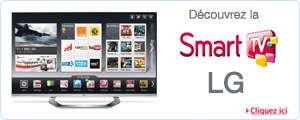 Boutique LG Smart TV