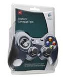 Logitech Gamepad F310 Packaging