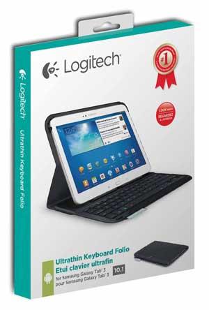 """Logitech Folio for Samsung Galaxy Tab 3 (10.1"""")"""