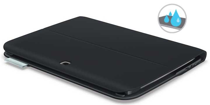 """Logitech Ultrathin Keyboard Folio for Samsung Galaxy Tab 3 (10.1"""")"""