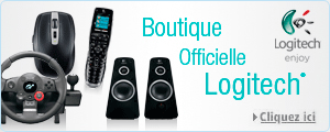 Boutique Logitech