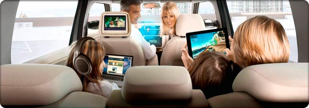 OPTION WiFi en voiture