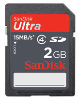 SD SanDisk Ultra Card