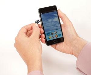 Carte mémoire SanDisk microSD