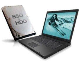 Laptop SSHD