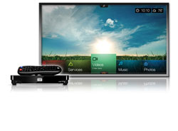 WD TV Live Hub - entertainment center