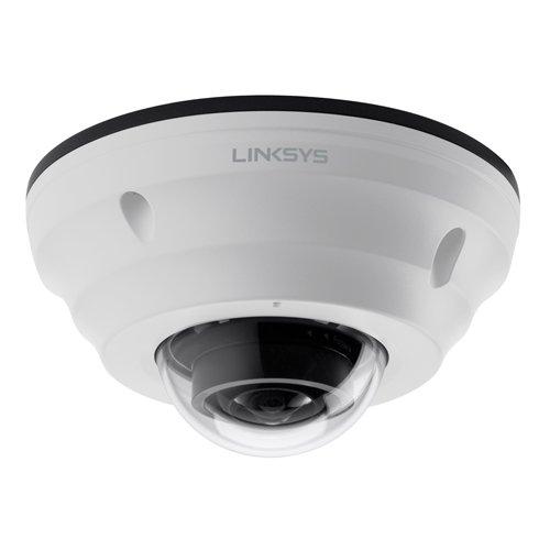 linksys lcam0336od eu 233 ra de surveillance ip mini d 244 me poe 360 176 interieure et exterieure hd
