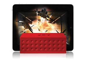 Jambox with iPad