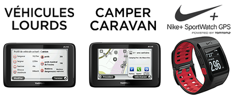 GPS TomTom Autres