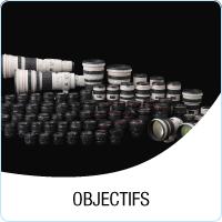 Objectifs et compl�ments d'optique Canon