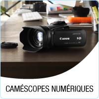 Cam�scopes et accessoires