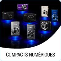 Compacts Canon, PowerShot, IXUS