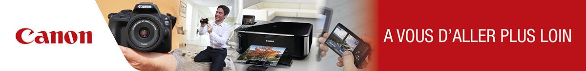 Boutique Canon : Appareils photo num�riques, compacts, reflex, cam�scopes, imprimantes, consommables, cartouches