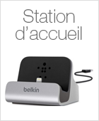Stations d'accueil