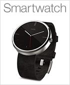 Objets connectés Smartwatch