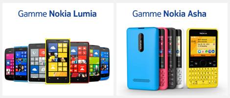 Lumia Asha