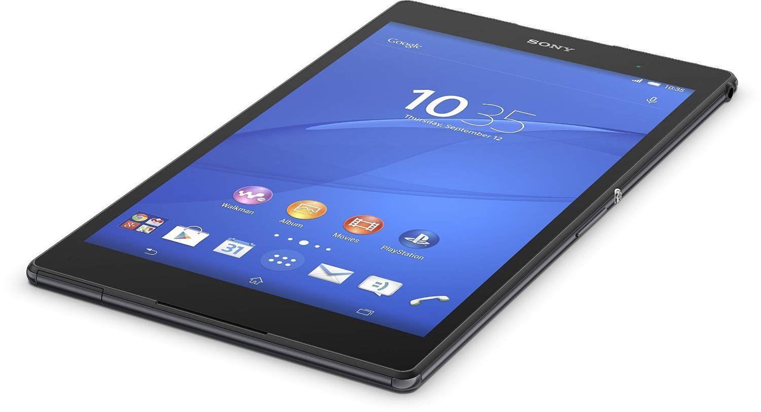 nouveaut sony d couvrez la nouvelle tablette sony xperia z3. Black Bedroom Furniture Sets. Home Design Ideas