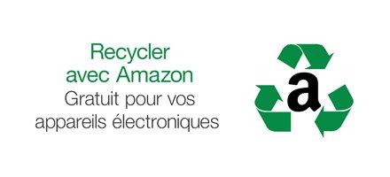Recycler avec Amazon