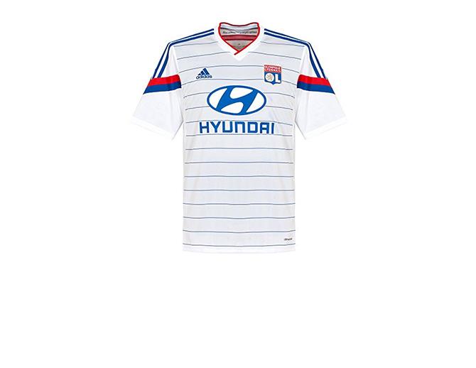 Maillots de Ligue 1