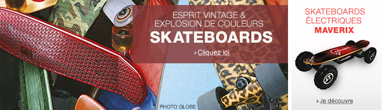 Skateboards Plastique