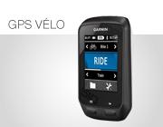 GPS de vélo