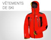 Vêtements de ski