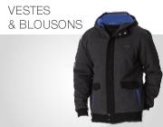 Vestes et Blousons
