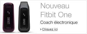 Nouveau Fitbit One : coach lectronique