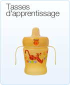 Tasses d'apprentissage