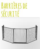 Barrière de sécurité bébé pas cher