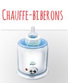 Chauffe-biberon bébé pas cher