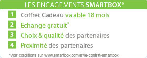 Les engagements Smartbox