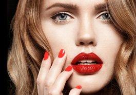 Lèvres et ongles : le bon mix