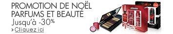 Parfums et Beauté jusqu'à -30%