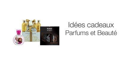 Idées cadeaux beauté et parfums