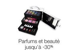 Promotion Beauté et parfums