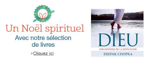 Notre sélection de livres pour un Noël spirituel